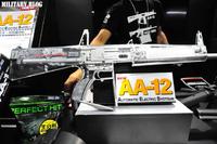 東京マルイ フルオート・電動ショットガン「AA-12」の発売日は 1/15 に決定