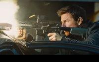 トム・クルーズ主演、アクションサスペンス映画「Jack Reacher: Never Go Back」