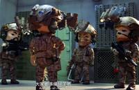 DevGru隊員を題材にした三頭身アクションフィギュア「TRICKYMAN」シリーズ