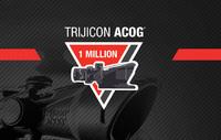 ACOG生産数100万を記念し、トリジコン社が特設サイトでカウントダウンを開始