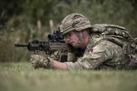 英防衛省が L85A2 自動小銃の現代化改修を独 H&K 社と契約