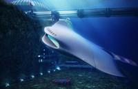 英海軍が50年先の海洋戦を見据えて、海洋生物を模倣した急進的な潜水艦コンセプトを発表