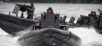 英海兵隊「43 コマンド艦隊防護グループ (Commando Fleet Protection Group) 」