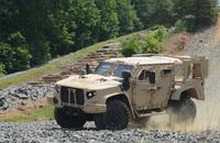 統合軽戦術車輌(JLTV)米陸軍最初の配備先は「第10山岳師団」の旅団戦闘チーム