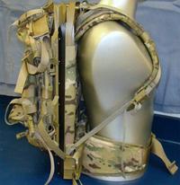 米陸軍の環境発電型バックパック「Energy Harvesting Assault Pack (EHAP) 」