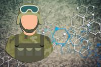 米陸軍・MIT研究チームが戦闘ヘルメットへの転用を見込む「ポリウレタン尿素(PUU)」を使った合成ラバーを開発