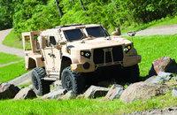 米陸軍が新型戦術車両の試験を開始
