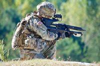 アメリカ軍が開発中の小火器用手ブレ補正システム「Aimlock」