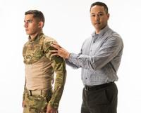 米陸軍ナティックの歩兵戦闘装備チームが開発した「バリスティック・コンバットシャツ (BCS) 」