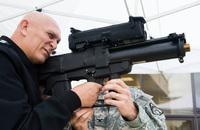 米陸軍が「XM25」遮蔽標的対処交戦システム計画のオービタルATKとの契約を打ち切りに