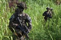 米陸軍が2個旅団協力の下で新たなジャングル戦闘ブーツのフィールド試験を実施