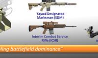 アメリカ陸軍の7.62mm「過渡的戦闘小銃」採用計画がキャンセルか