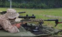 米海兵隊 M40 スナイパーライフルの最新バージョン「M40A6」