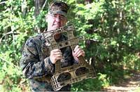 アメリカ海兵隊 バックパック用樹脂フレームの新型を2018年から配備開始