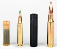 アメリカ軍の次世代弾薬「プラスチック薬きょうテレスコープ弾」の現在