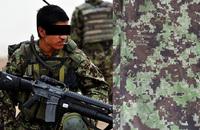国土の98%が砂漠地のアフガニスタンでANA戦闘服は森林迷彩?監察官が米国の血税の無駄遣いを指摘