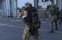 ジャンヌダルク多国籍軍事演習に参加した米海兵隊と仏海軍特殊部隊コマンド・マリーンの合同射撃訓練映像