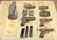 米海兵隊が2019会計年度で陸軍の新型MHS×35,000挺の購入予算を計上