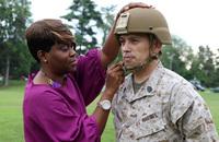 米海兵隊の全隊員に「改良型戦闘ヘルメット(ECH)」が支給へ