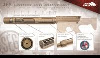 米軍特殊部隊向け M4A1 用「SURG」計画における「熱対策」と提案メーカー