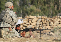 米軍特殊作戦司令部が、イラク・シリア等の武装組織への供給用に旧ソ連製機関銃の自国生産を計画