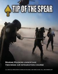 USSOCOM が発行するウェブデジタルマガジン「Tip of the Spear」