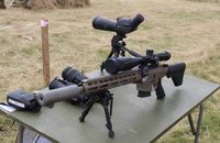 ウクライナ生まれのAR-10クローン「Zbroyar Z-10」
