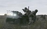 ウクライナ国営企業が小型の戦術多用途陸上無人機「ファントム」を発表