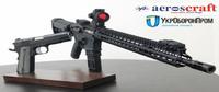 ウクライナ国営防衛企業が米国政府の許認可による M16 ライセンス品生産を開始へ。第一弾は「WAC47」