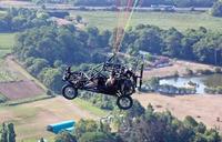 フランス軍特殊部隊が開発に協力した「空飛ぶバギー」が軍用・民間向けで各国に販売