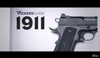 元・デルタ隊員ラリー・ヴィッカーズ氏によるガバメント解説本「Vickers Guide: 1911」
