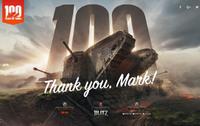 戦車の生誕 100 周年を記念して WoT でスペシャルイベントが開催