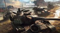 オンラインタンクバトル『World of Tanks』の最新作「Mercenaries(マーセナリーズ)」がリリース開始