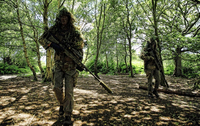 公認キル数 173 名、英海兵隊スナイパーが米軍最強スナイパーを超える