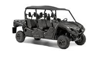 米国ヤマハが海軍特殊部隊 SEAL 財団の活動支援を目的に特別仕様の ATV を寄贈