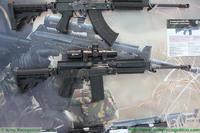 ツァスタバ社、6.5x39mmと7.62x39mmを交換可能なモジュラー式自動小銃を公開