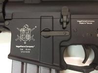 VFC M4ES タクティカルカービン 刻印
