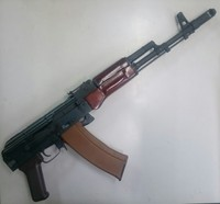 AKS74Nを80m antigravityカスタム