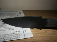 ナイフにセラコート