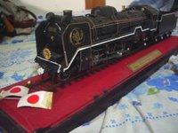 鉄道模型 昭和天皇御在位五十年記念 お召列車D51