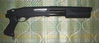 マルゼン製レミントンM870 コンバットショーティ  G&P製メタルフレーム&アウター換装