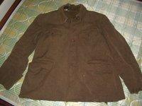 実物 日本陸軍 昭和十八年制 将校准士官用冬衣