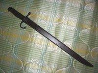 日本軍 実物 三十年式銃剣①