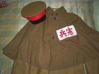個人業者Sさま製 複製 日本陸軍 旧型憲兵マント(新型)