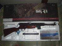 SRC製 電動ブローバックガン MP41(SR-41) サブマシンガン