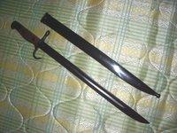 ウインドラス(WINDLASS)製 日本軍 複製 三十年式銃剣 黒