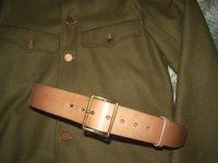 国内業者さま製 複製 日本軍 兵下士官用 銃剣属品帯革