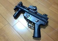 我が家の鉄砲 ~MP5Kの今~