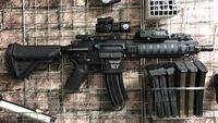 ARROW DYNAMIC HK416D 弾道編