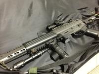 89式小銃カスタム 光学機器 仕様変更